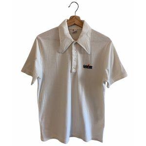 Vintage NFL Logo 7 Gatorade Polo Shirt
